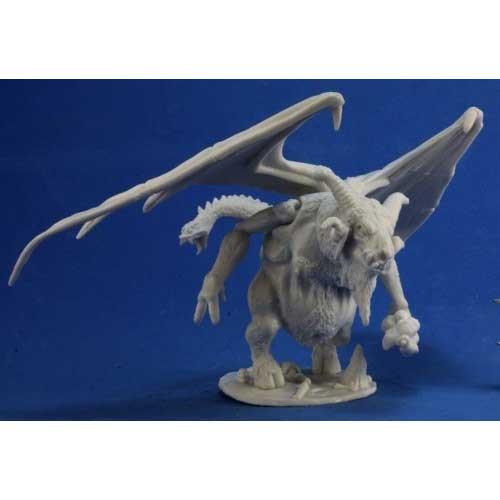 Dark Heaven Bones: Demon Orcus