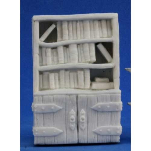 Dark Heaven Bones: Bookshelf