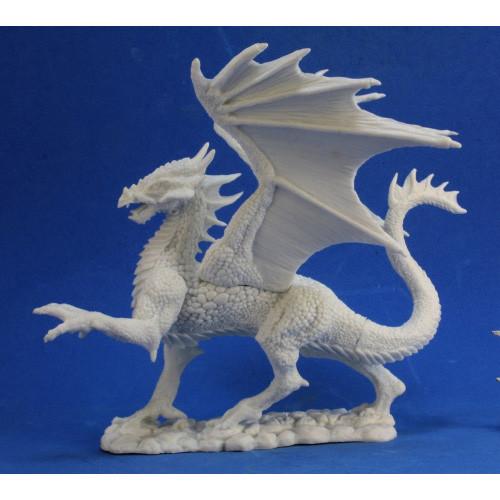 Dark Heaven Bones: Silver Dragon