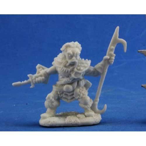 Dark Heaven Bones: Derro Leader