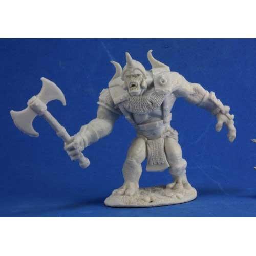 Dark Heaven Bones: Mountain Troll