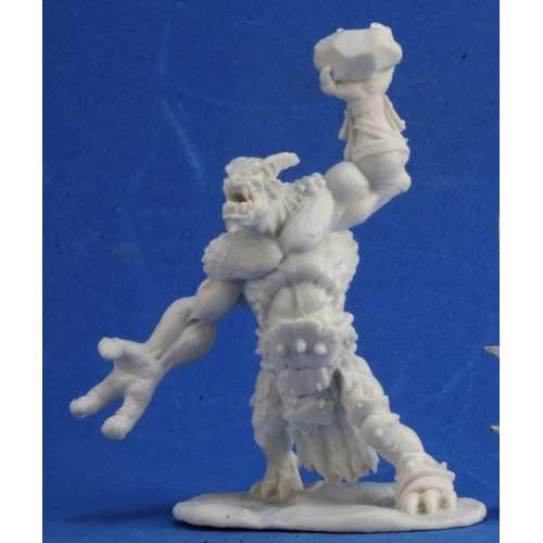 Dark Heaven Bones: Ice Troll