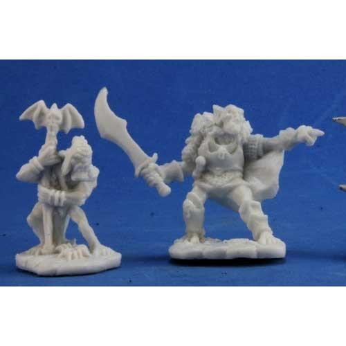 Dark Heaven Bones: Goblin Command (2)