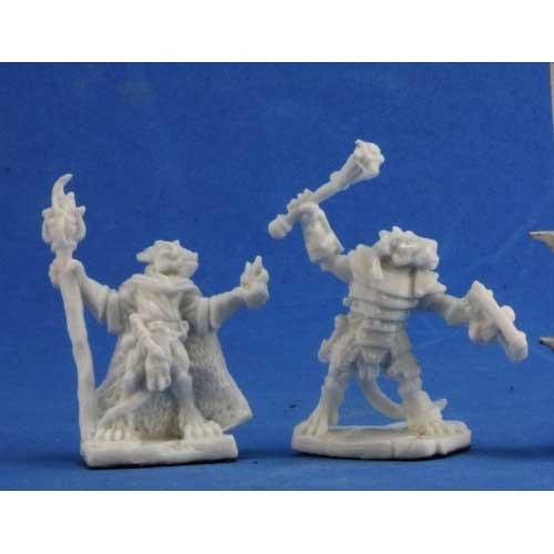 Dark Heaven Bones: Kobold Leaders (2)