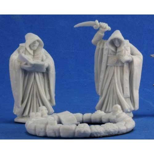 Dark Heaven Bones: Cultists & Circle