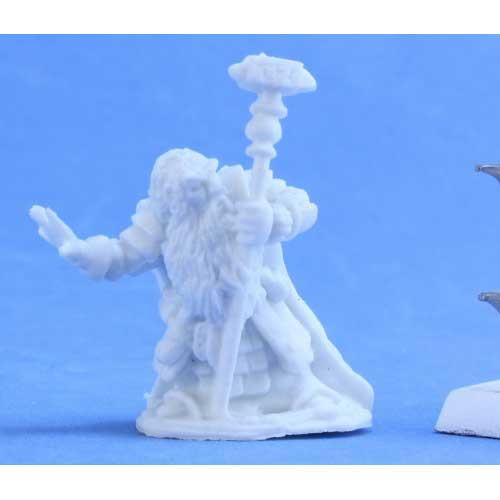 Dark Heaven Bones: Dwarf Cleric
