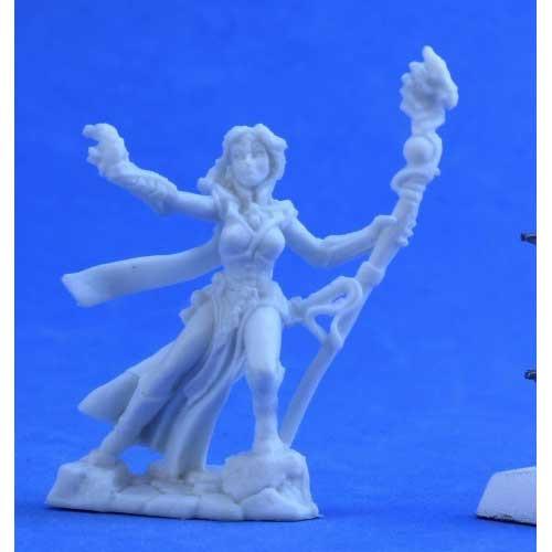 Dark Heaven Bones: Elven Sorceress