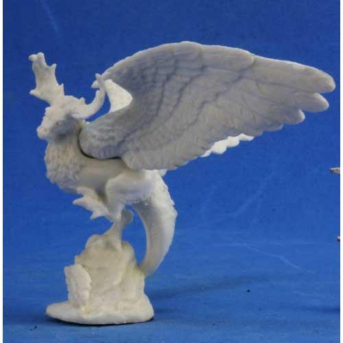 Dark Heaven Bones: Peryton