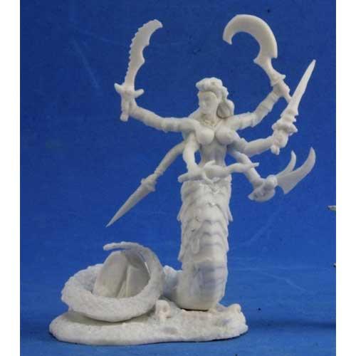 Dark Heaven Bones: Marilith (Avukavali, Snake Demon)