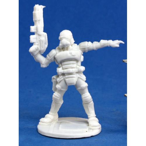 Chronoscope Bones: Nova Corp - Sgt