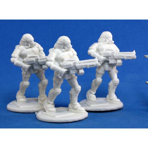 Chronoscope Bones: Nova Corp - Rifleman