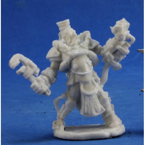 Chronoscope Bones: Decker Lugstampf