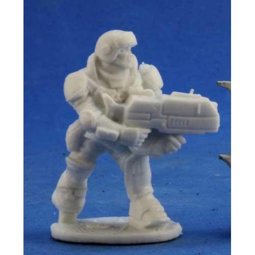 Chronoscope Bones: Aztec, IMEF Trooper