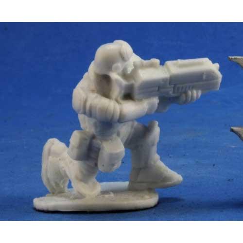 Chronoscope Bones: Skids, IMEF Trooper
