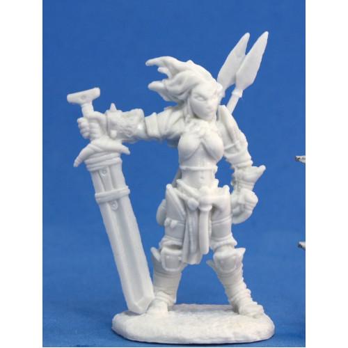 Pathfinder Bones: Amiri, Iconic Barbarian