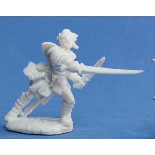 Pathfinder Bones: Valeros, Iconic Fighter
