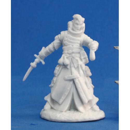 Pathfinder Bones: Damiel, Iconic Alchemist