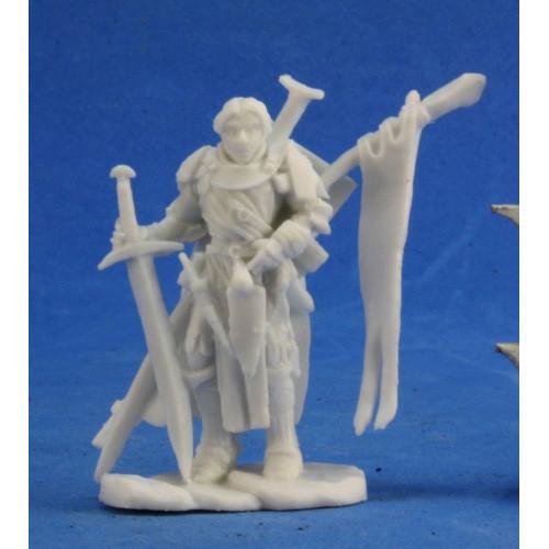 Pathfinder Bones: Alain