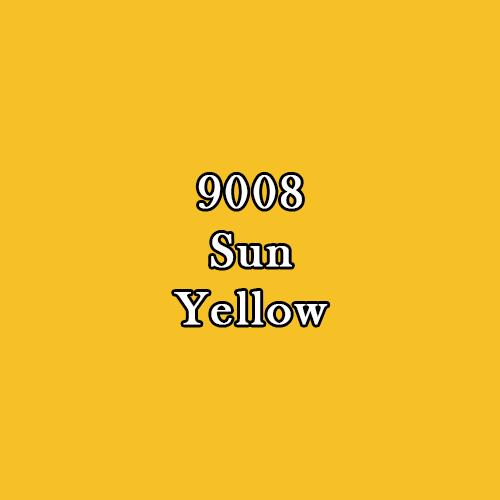 Master Series Paint: Sun Yellow
