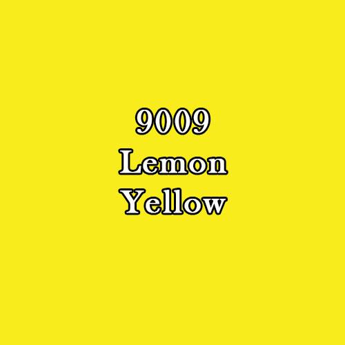 Master Series Paint: Lemon Yellow