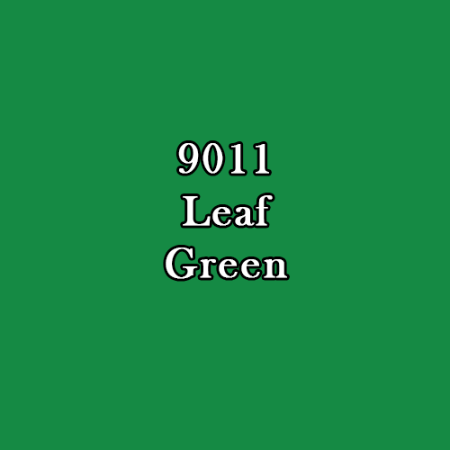 Master Series Paint: Leaf Green