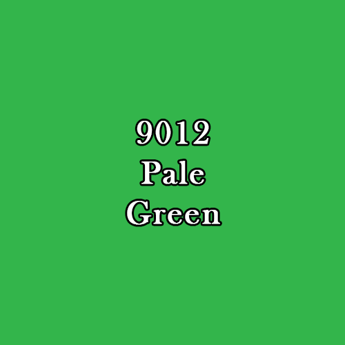 Master Series Paint: Pale Green