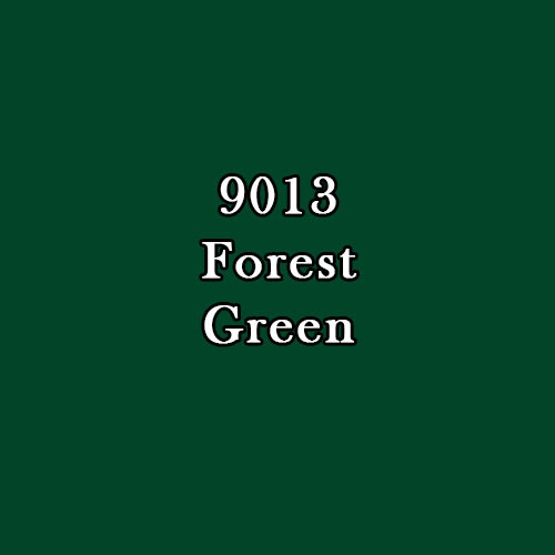 Master Series Paint: Forest Green