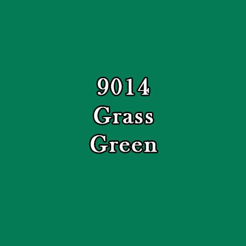 Master Series Paint: Grass Green