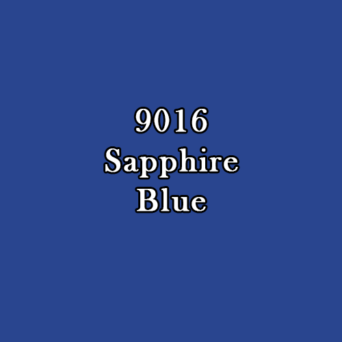 Master Series Paint: Sapphire Blue