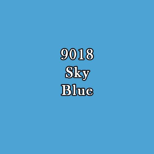 Master Series Paint: Sky Blue