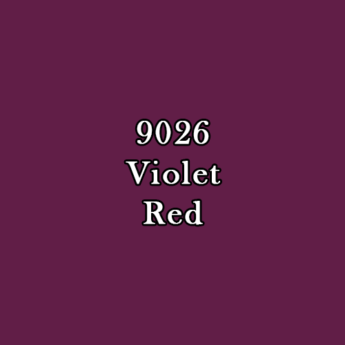 Master Series Paint: Violet Red
