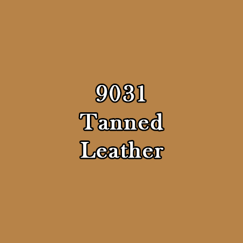 Master Series Paint: Tanned Leather Warm (Light Brown)