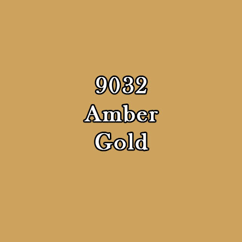 Master Series Paint: Amber Gold Warm (Light Brown)