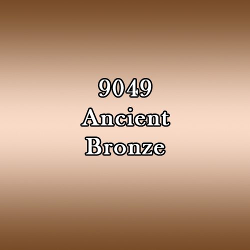 Master Series Paint: Ancient Bronze Gold toned Metallics