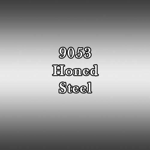 Master Series Paint: Honed Steel Silver toned Metallics