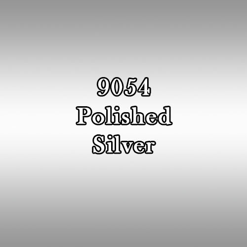 Master Series Paint: Polished Silver Silver toned Metallics