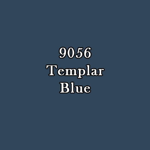 Master Series Paint: Templar Blue