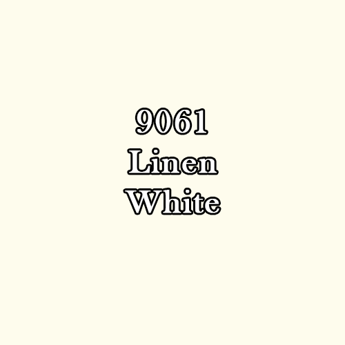 Master Series Paint: Linen White