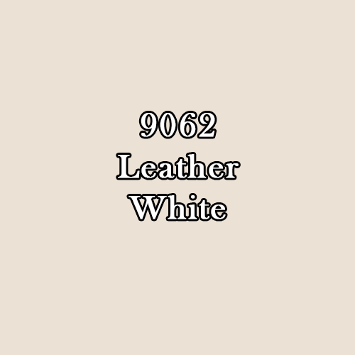 Master Series Paint: Leather White