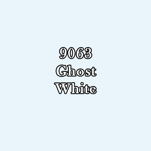 Master Series Paint: Ghost White