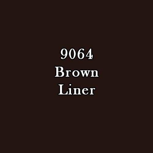 Master Series Paint: Brown Liner