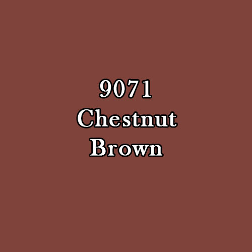 Master Series Paint: Chestnut Brown