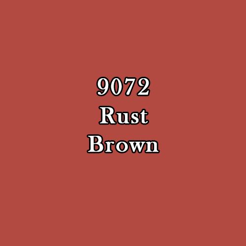Master Series Paint: Rust Brown