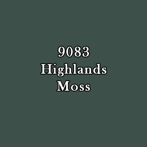 Master Series Paint: Highlands Moss