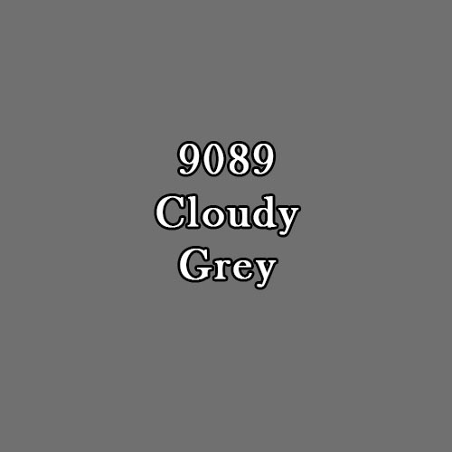 Master Series Paint: Cloudy Grey