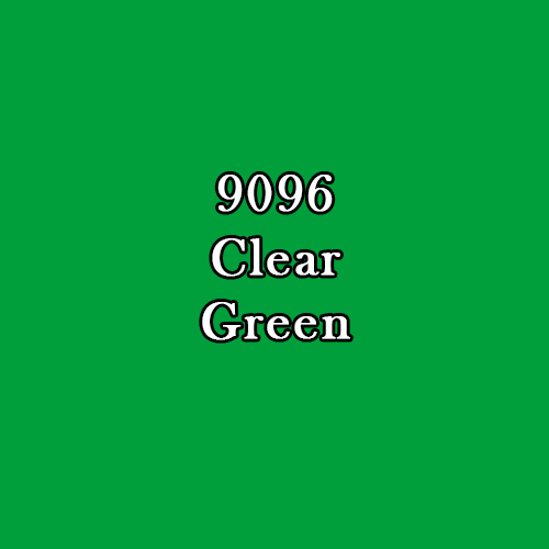 Master Series Paint: Clear Green