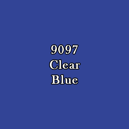 Master Series Paint: Clear Blue