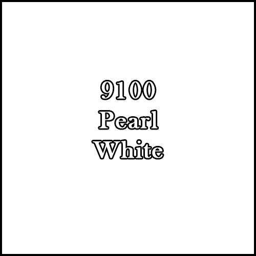 Master Series Paint: Pearl White