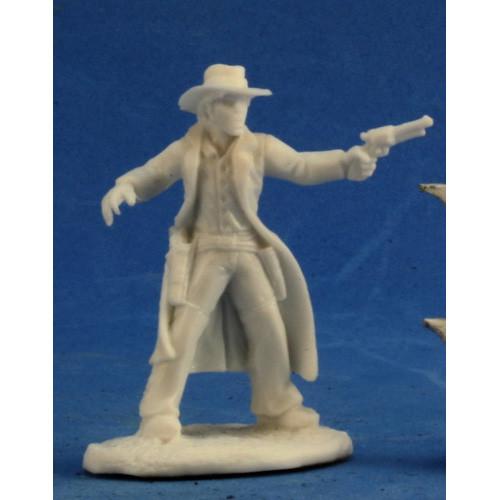 Savage Worlds Bones: Texas Ranger, Male