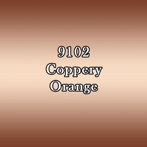 Master Series Paint: Coppery Orange